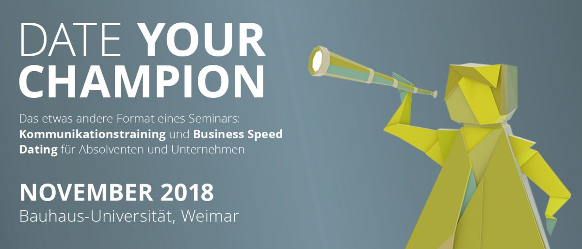 Permalink auf:Date YOUR Champion